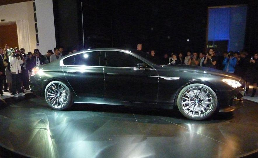 BMW Concept Gran Coupé - Slide 7