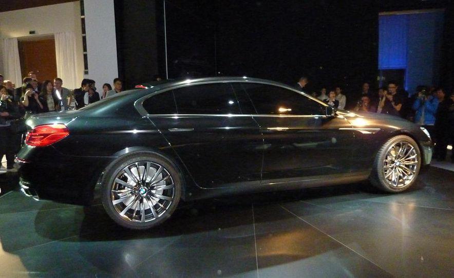BMW Concept Gran Coupé - Slide 8