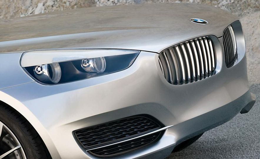 BMW Concept Gran Coupé - Slide 32