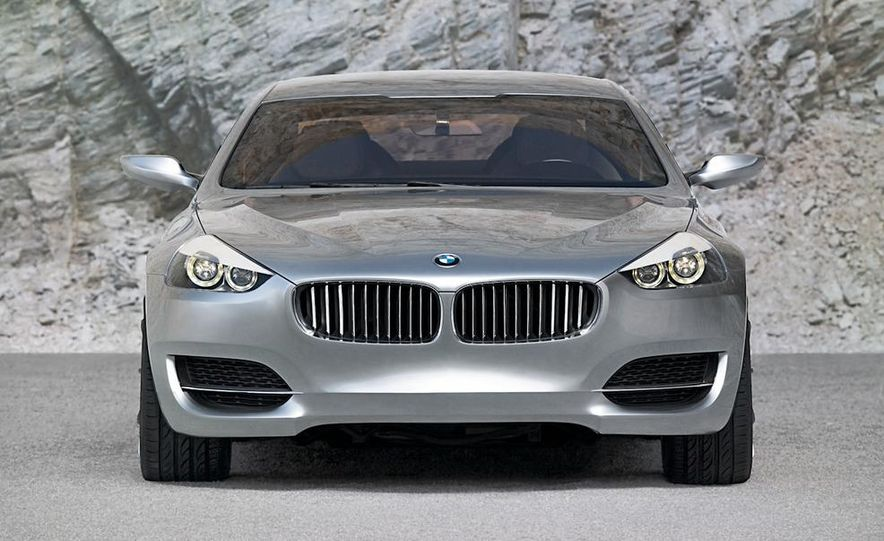 BMW Concept Gran Coupé - Slide 15