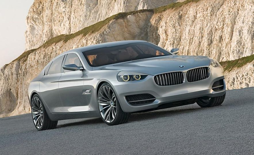BMW Concept Gran Coupé - Slide 16
