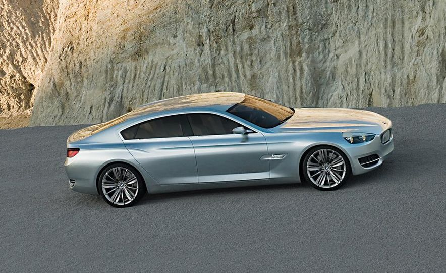 BMW Concept Gran Coupé - Slide 17