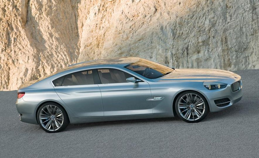 BMW Concept Gran Coupé - Slide 18