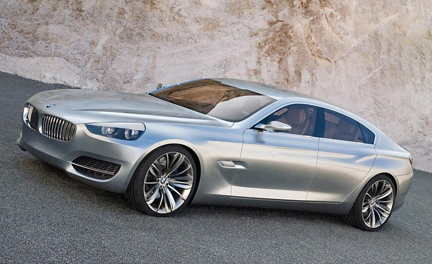 BMW Concept Gran Coupé - Slide 26