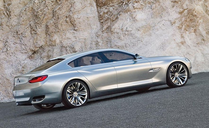BMW Concept Gran Coupé - Slide 28