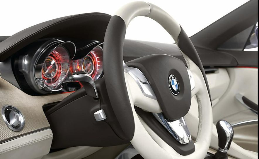 BMW Concept Gran Coupé - Slide 37