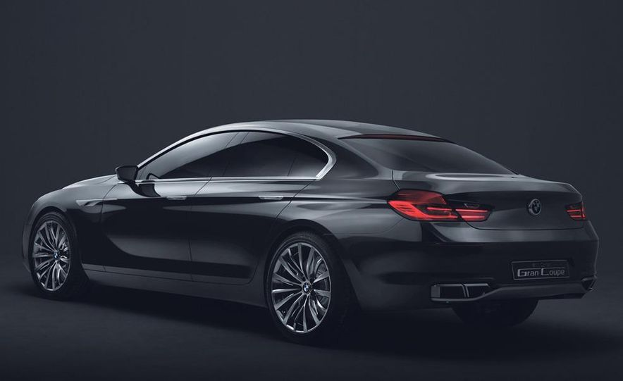 BMW Concept Gran Coupé - Slide 4
