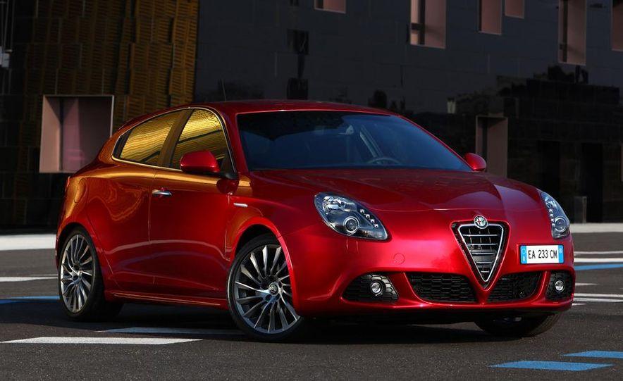 2010 Alfa Romeo Giulietta - Slide 45