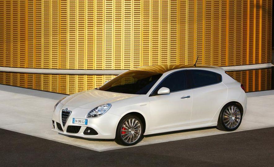 2010 Alfa Romeo Giulietta - Slide 23