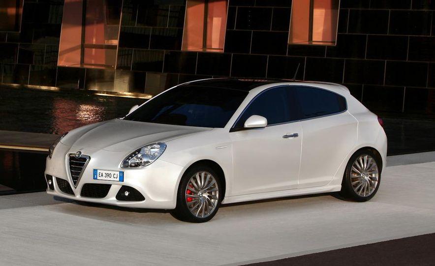 2010 Alfa Romeo Giulietta - Slide 24