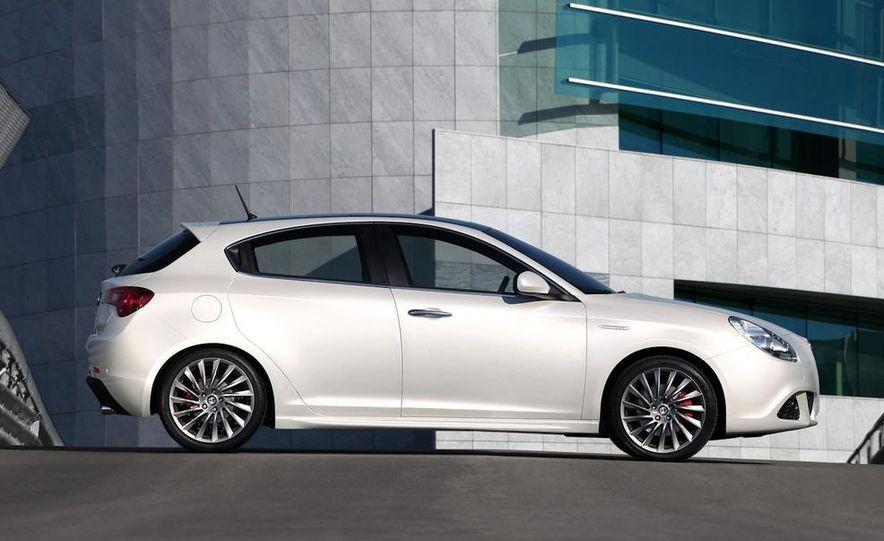 2010 Alfa Romeo Giulietta - Slide 25