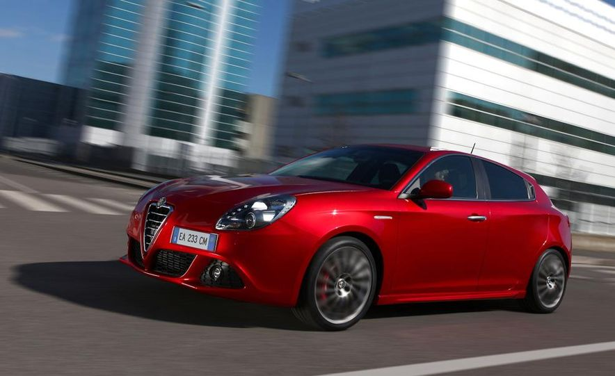 2010 Alfa Romeo Giulietta - Slide 37