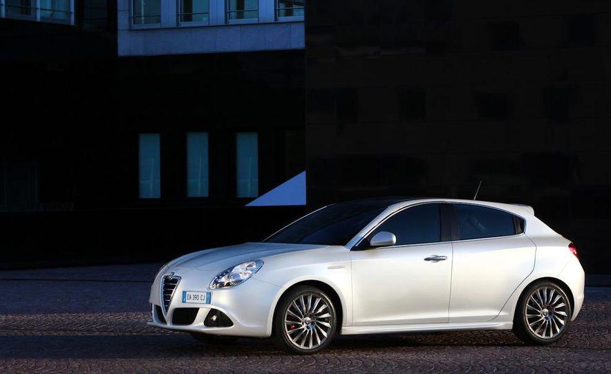 2010 Alfa Romeo Giulietta - Slide 26