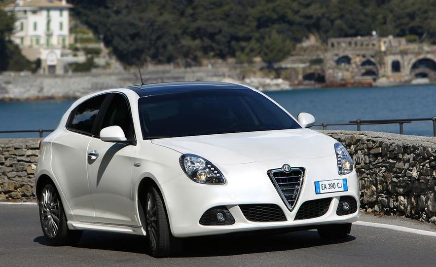 2010 Alfa Romeo Giulietta - Slide 14