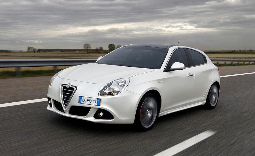 2010 Alfa Romeo Giulietta - Slide 19