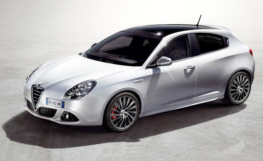 2010 Alfa Romeo Giulietta - Slide 36