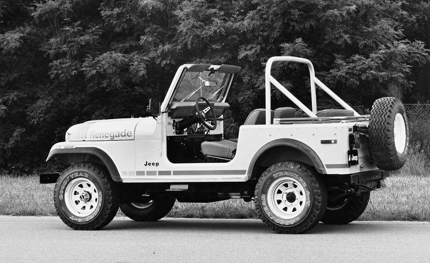 2010 Jeep Wrangler Rubicon - Slide 29