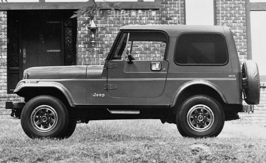 2010 Jeep Wrangler Rubicon - Slide 34