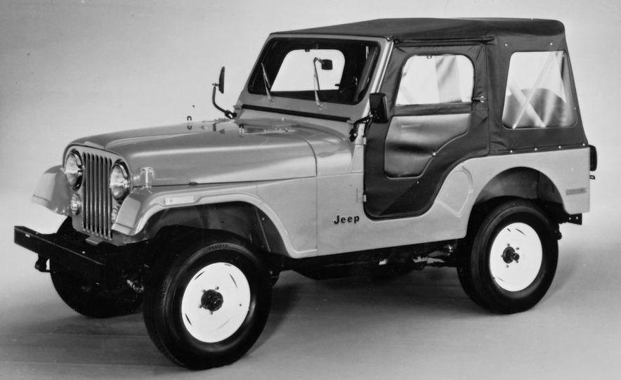 2010 Jeep Wrangler Rubicon - Slide 36