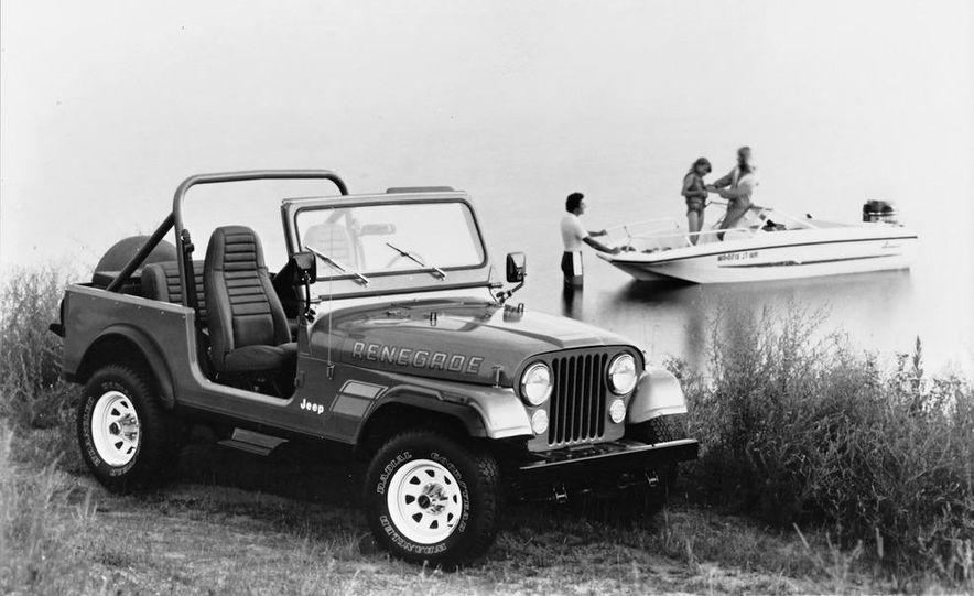 2010 Jeep Wrangler Rubicon - Slide 40