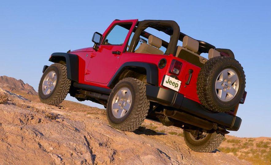 2010 Jeep Wrangler Rubicon - Slide 1