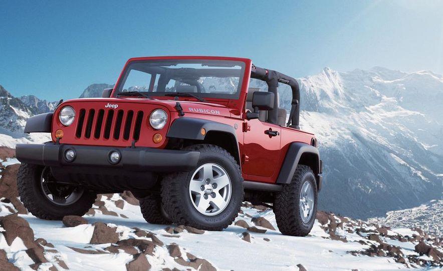 2010 Jeep Wrangler Rubicon - Slide 6