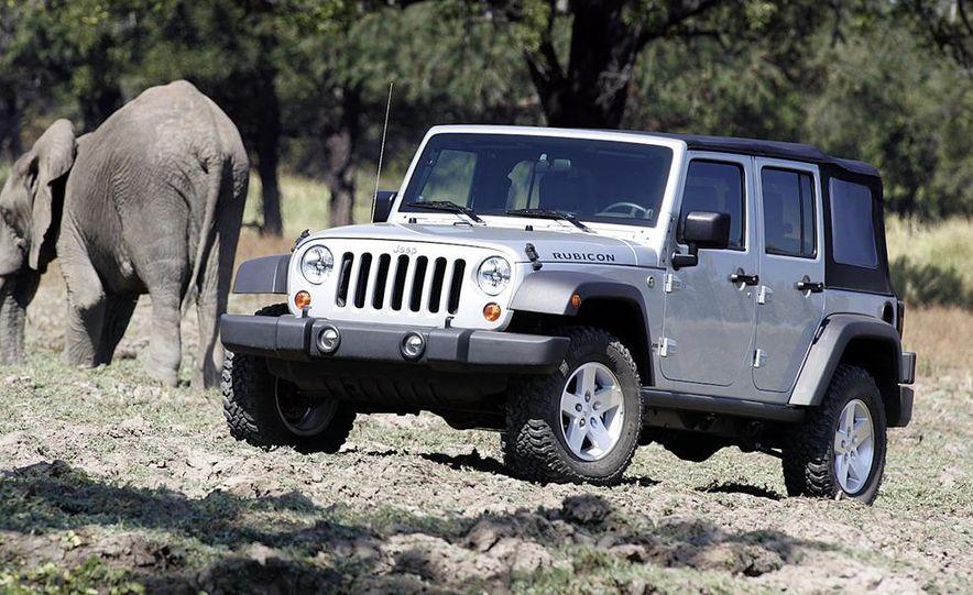 2010 Jeep Wrangler Rubicon - Slide 16
