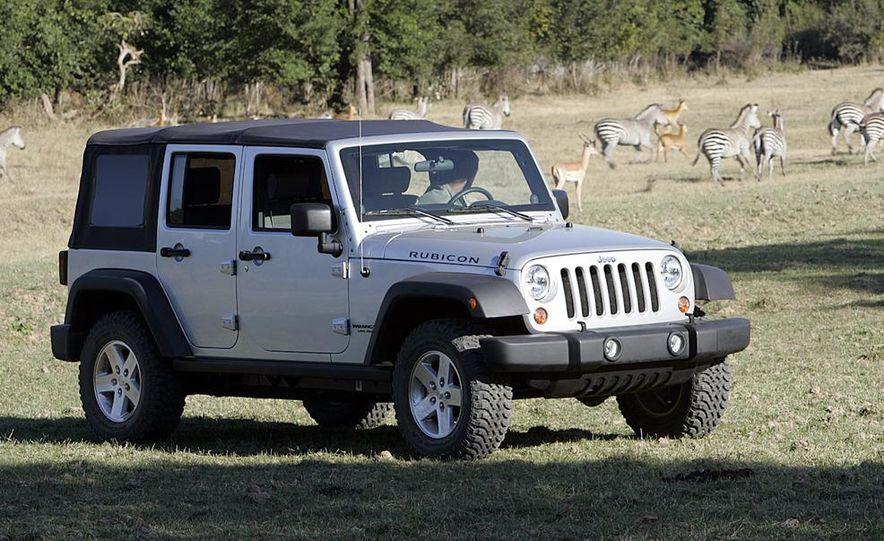 2010 Jeep Wrangler Rubicon - Slide 17