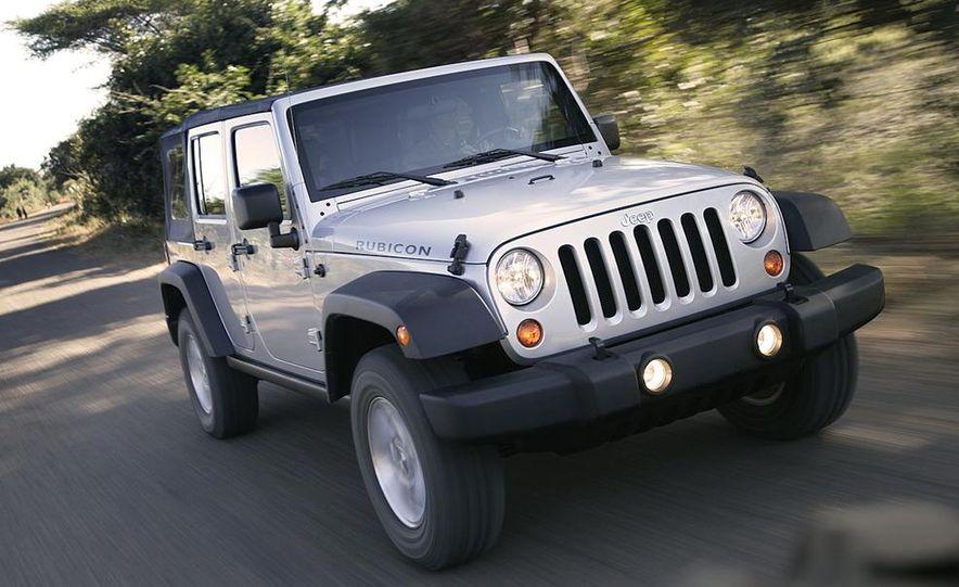 2010 Jeep Wrangler Rubicon - Slide 14