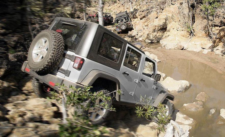 2010 Jeep Wrangler Rubicon - Slide 15