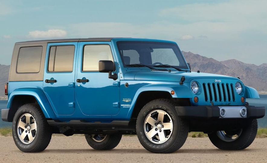2010 Jeep Wrangler Rubicon - Slide 18