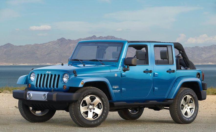 2010 Jeep Wrangler Rubicon - Slide 19