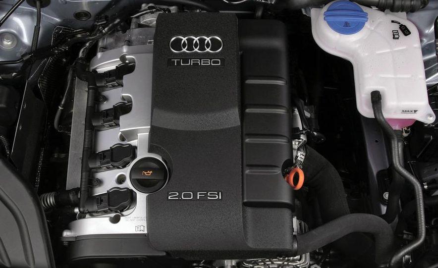2006 Audi A4 2.0T quattro sedan - Slide 3