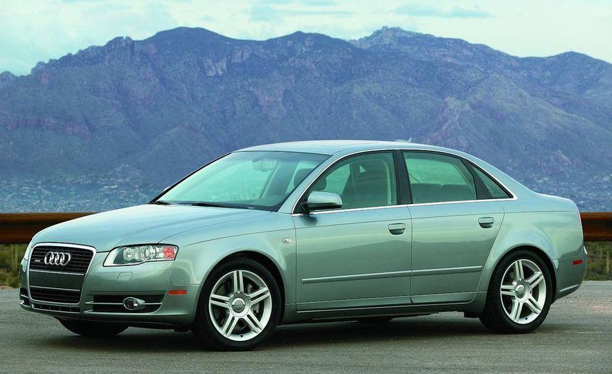 2006 Audi A4 2.0T quattro sedan - Slide 1