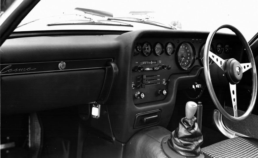 1976–1977 Toyota Celica GT Liftback - Slide 44