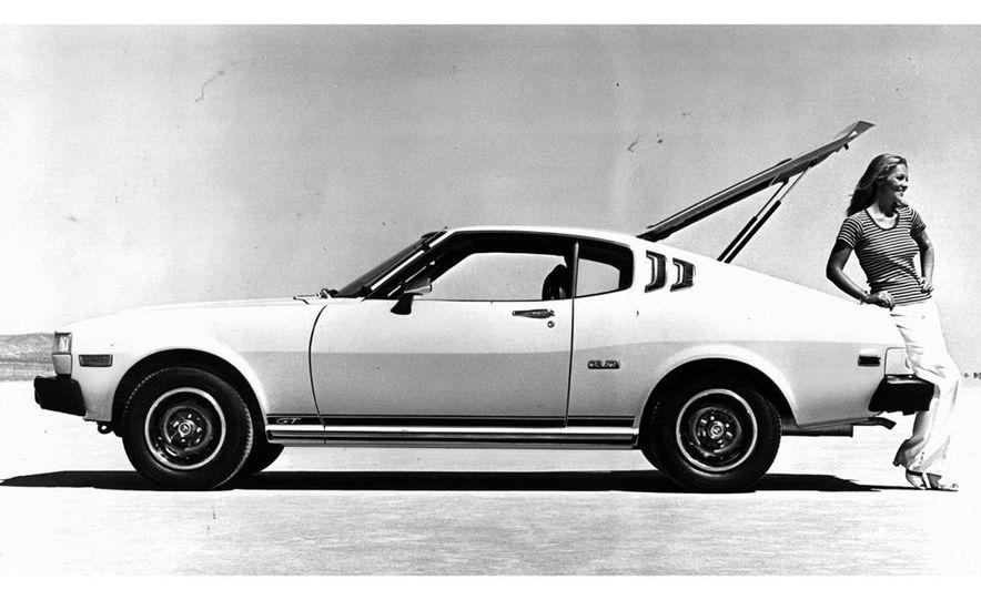 1976–1977 Toyota Celica GT Liftback - Slide 2