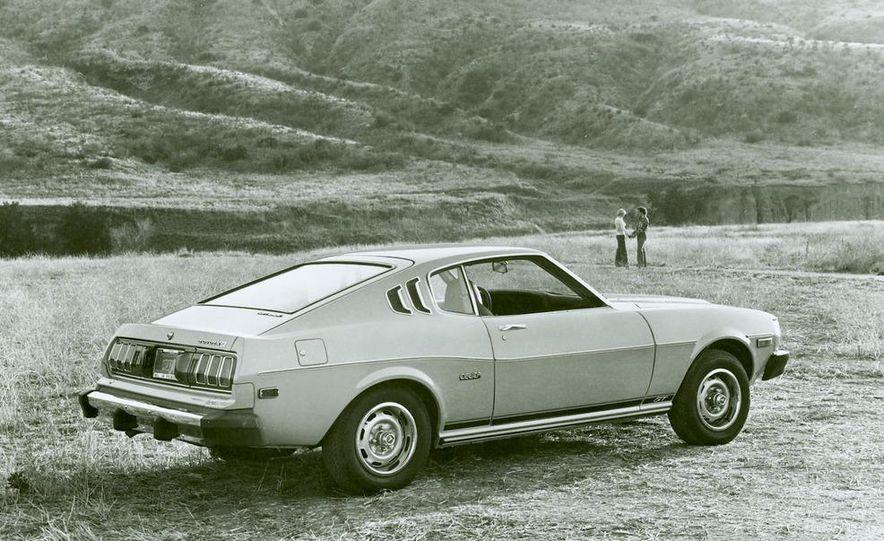1976–1977 Toyota Celica GT Liftback - Slide 3