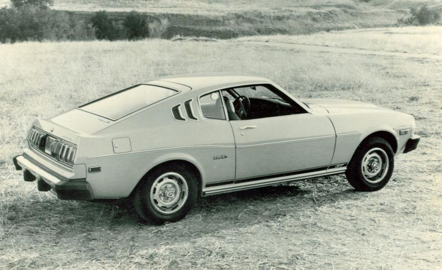 1976–1977 Toyota Celica GT Liftback - Slide 4