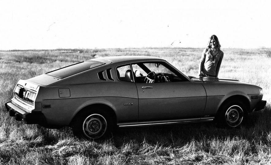 1976–1977 Toyota Celica GT Liftback - Slide 5
