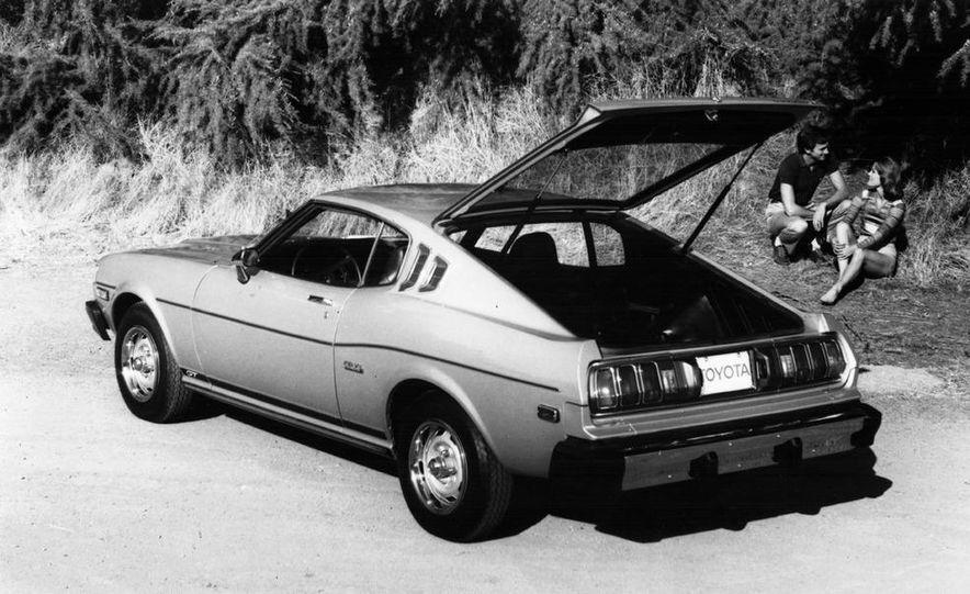 1976–1977 Toyota Celica GT Liftback - Slide 6