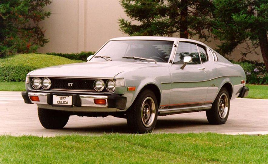 1976–1977 Toyota Celica GT Liftback - Slide 1