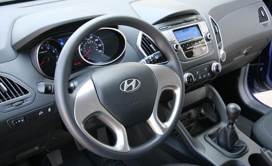 2010 Hyundai Tucscon GLS manual - Slide 54