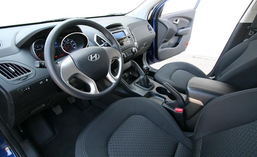 2010 Hyundai Tucscon GLS manual - Slide 55