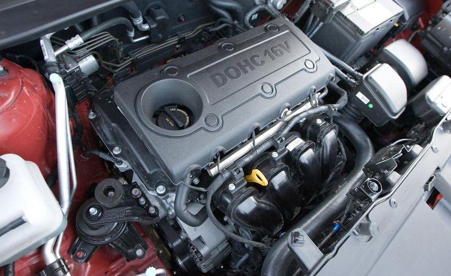 2010 Hyundai Tucscon GLS manual - Slide 47