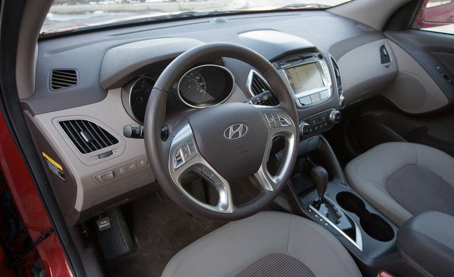 2010 Hyundai Tucscon GLS manual - Slide 63