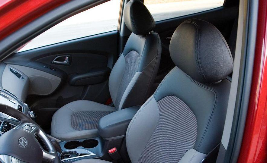 2010 Hyundai Tucscon GLS manual - Slide 65