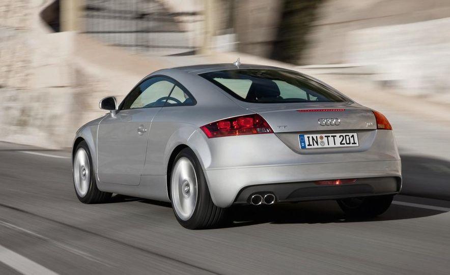 2011 Audi TT TDI (European spec) - Slide 5