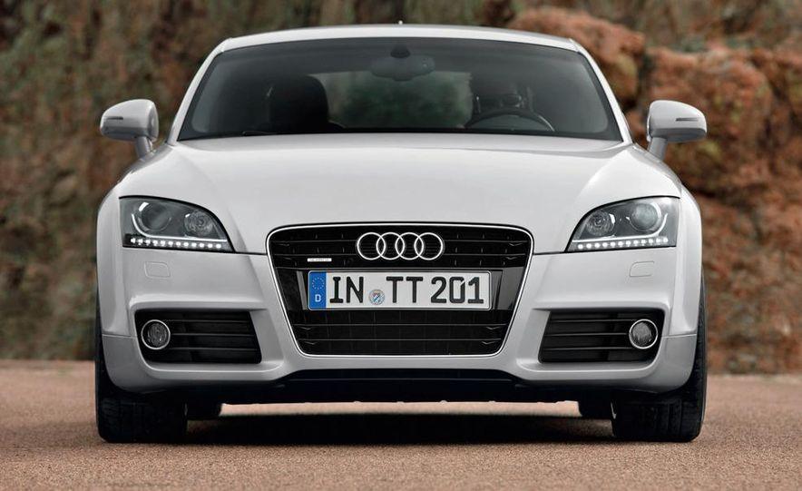 2011 Audi TT TDI (European spec) - Slide 6