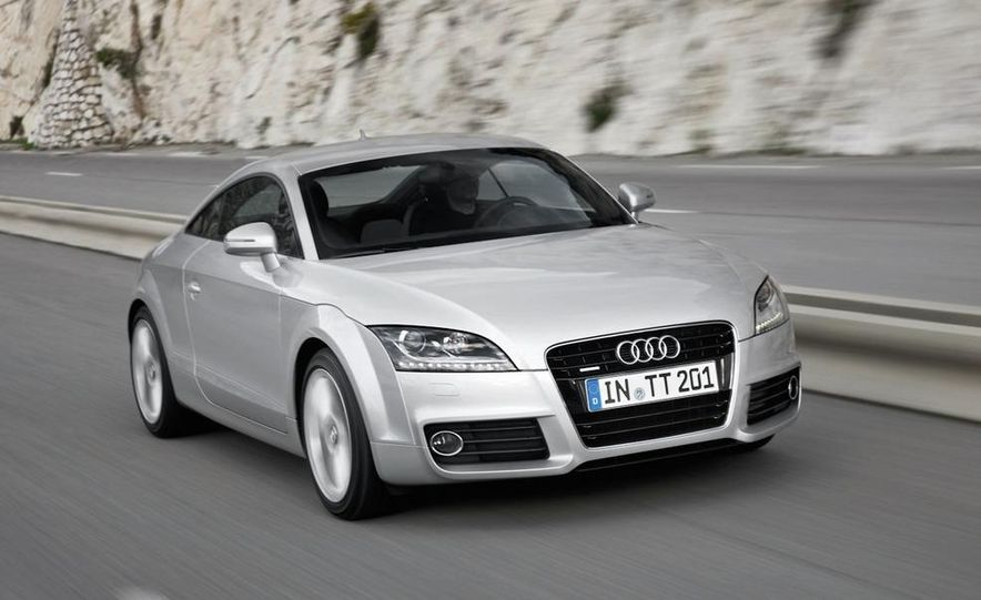 2011 Audi TT TDI (European spec) - Slide 9