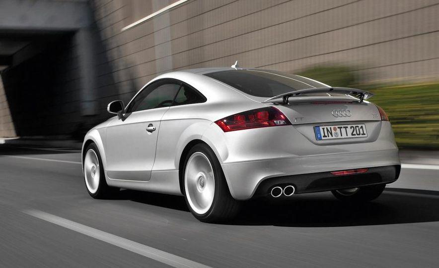 2011 Audi TT TDI (European spec) - Slide 10